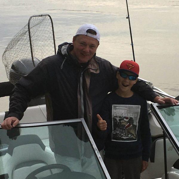 Аренда катера для рыбалки